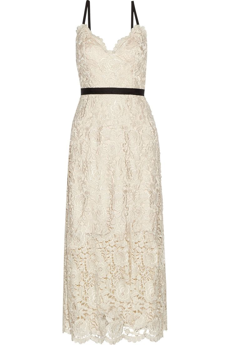 Shop on-sale Catherine Deane Halo guipure lace midi dress. Browse other discount designer Dresses & more on The Most Fashionable Fashion Outlet, THE OUTNET.COM