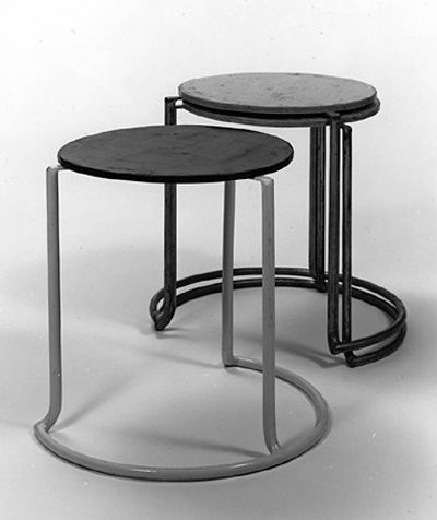 alvar aalto: paimio sanatorium stackable stool