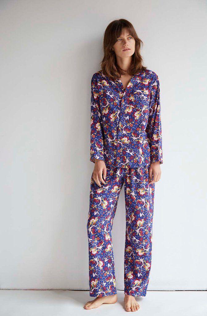 Norwegian Wood Long Sleeve Pyjama Set