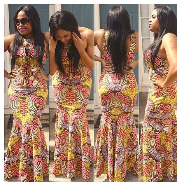 Fashion Ankara Magazine Naija Girls Killing It With Ankara Styles My Closet Choices