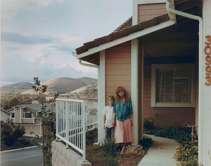 Joel Sternfeld, Agoura, California, February 1988