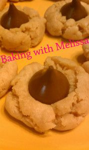 Peanut Butter Cookies with Sweetened Condensed Milk! Recipe and how to video from Baking with Melissa!
