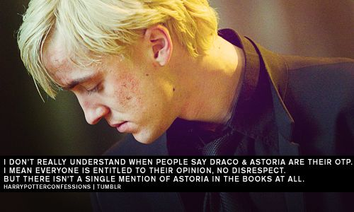 how did draco malloy meet astoria greengrass