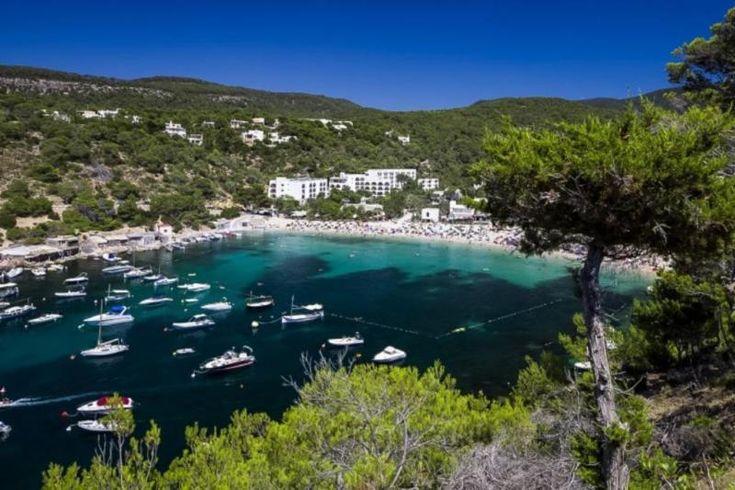 Ibiza 2018 an einer der schönsten Buchten der Insel !<br /><br />Das strandnahe Apartment hat eine...,Ibiza Top Ferienwohnung direkt am Meer mit Pool zu vermieten in Nordrhein-Westfalen - Schmallenberg