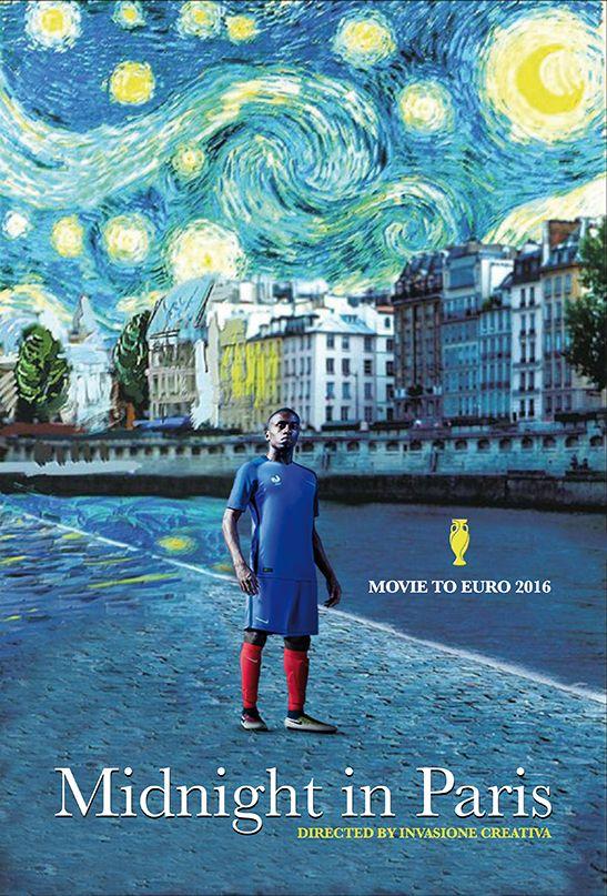 Mov(i)e to Euro 2016 France