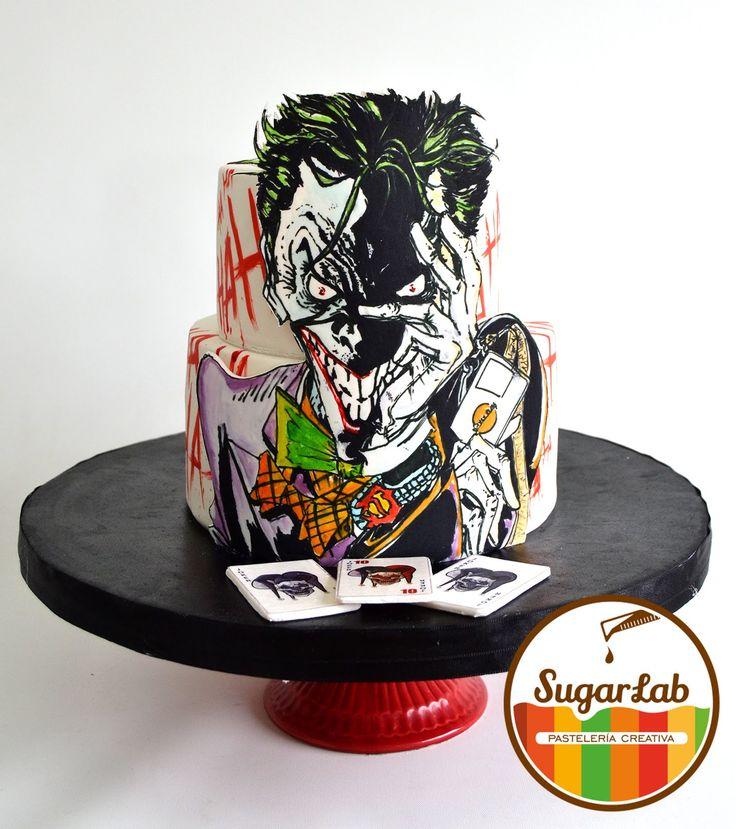 Painting Joker Timelapse: 25+ Best Ideas About Joker Cake On Pinterest