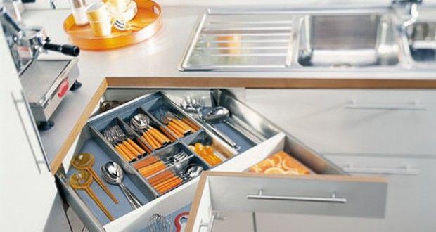 Jak poradzić sobie z brakiem miejsca w kuchni? ORGANIZACJA - ułatwi Ci życie!