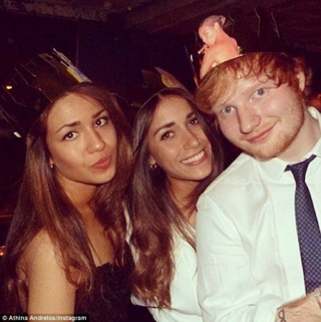 'I wasn't single, I was in a relationship for a long time,' Ed said about his romantic status on The Kyle And Jackie O Show on KIIS 1065