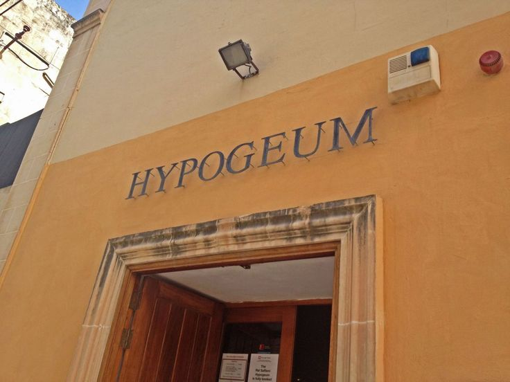 The Hypogeum – Malta