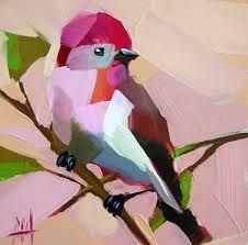Bildergebnis für bird painting