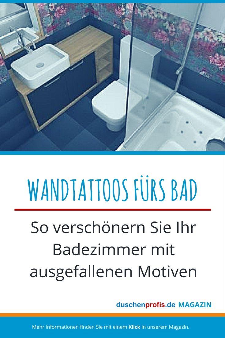 Awesome Wir zeigen Ihnen in unserem Magazinbeitrag wie Sie Ihr Badezimmer mit