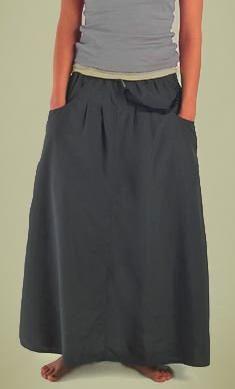 Macabi Slim Skirt - the newer, less voluminous version of ...