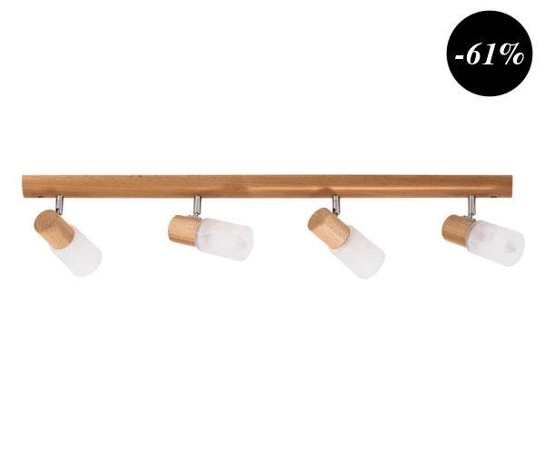 Lampadari da bagno amazon : Applique ferro battuto canlic for
