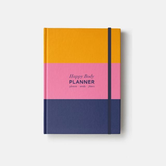 Happy Body Planner – sportowy