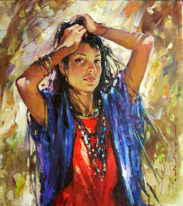 Gypsy Woman..