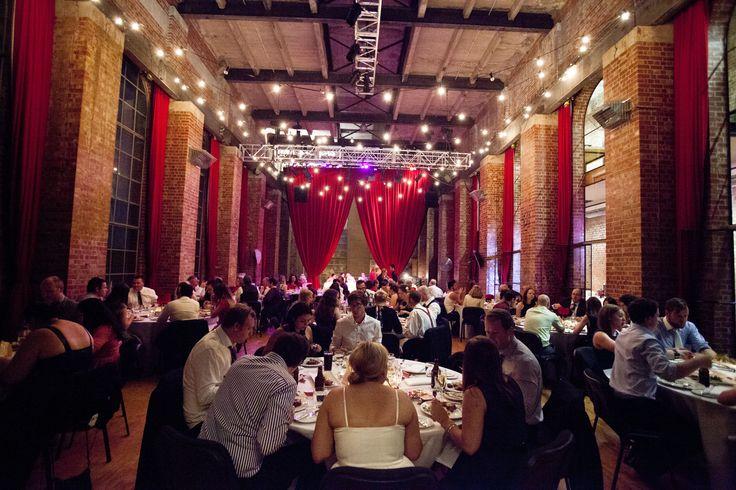 The substation wedding Venue Ed Dixon Food Design Catering Melbourne Venues Wedding Venues Christmas Parties