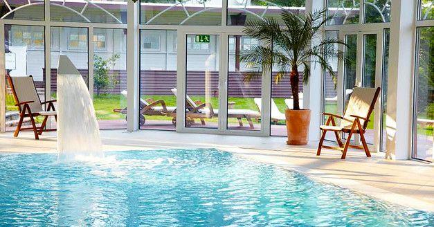 109€   -42%   #Schwarzwald - 3 Tage #Kurzurlaub im 4-Sterne #Wellnesshotel #Palmenwald