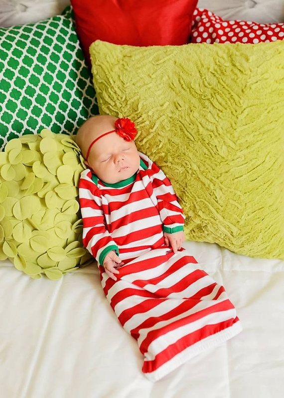 Hey, I found this really awesome Etsy listing at https://www.etsy.com/listing/199482925/pre-order-pink-red-green-baby-christmas