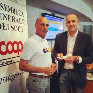 COOP Casarsa   Notizie   SOCI COOP CASARSA: 7 MILA EURO IN SOLIDARIETA'