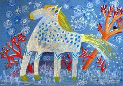 Magráta: Bílý kůň a přípravy na AZ