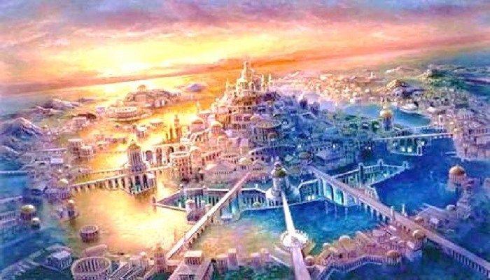 Scientists Might Have Found Atlantis Plato S Lost City Canadian 700x400 Jpeg Fantasy Landscape Lost City Of Atlantis Fantasy City