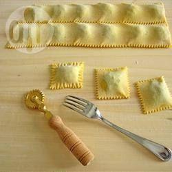 Ravioli ai formaggi