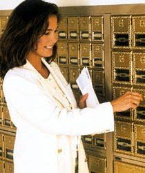 Top 10 Reasons to Rent a Private Mailbox
