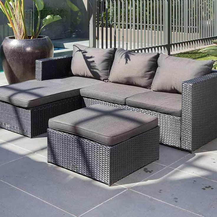 Excalibur Outdoor Living Entertainer Lounge Outdoor