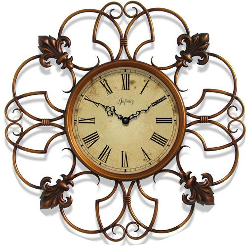25 best Clocks images on Pinterest | For the home, Wall clocks and Woods