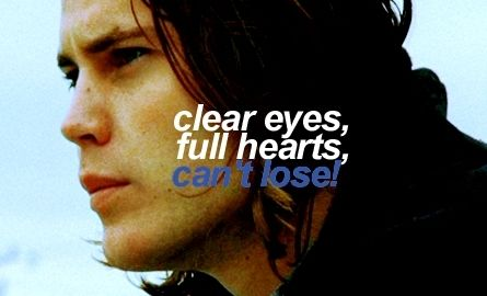 tim riggins, Friday Night Lights. LOVE.