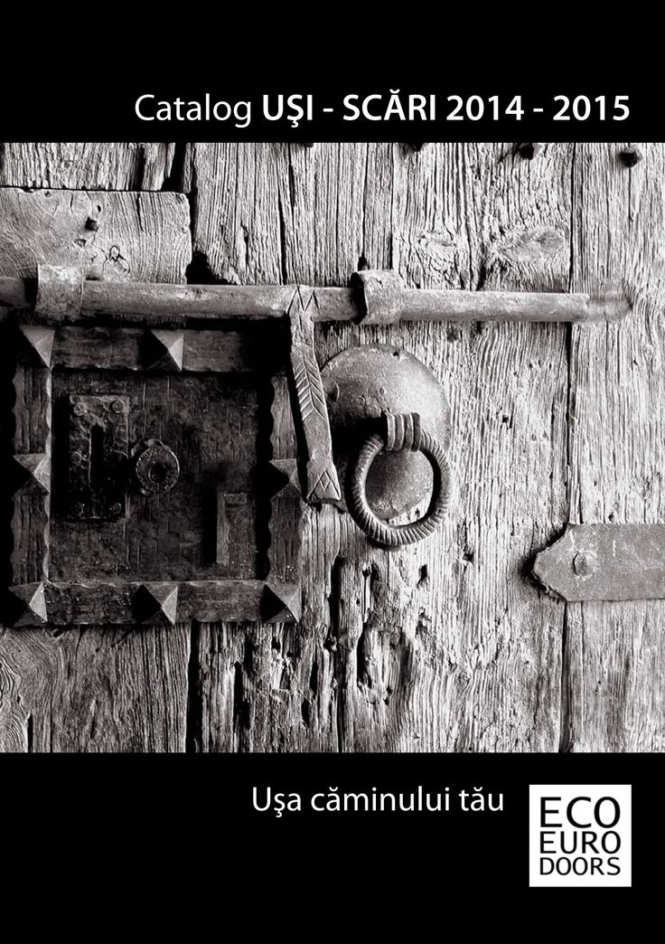 Catalog uși interior ECO EURO DOORS