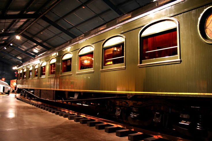 Mad Snapper: Ringling Circus Museum - Private Rail Car