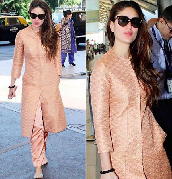 Kareena Kapoor Does Desi Minimalism Right! - What When WearWhat ...