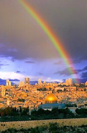 Jerusalem has been, is now and will always be Israel's eternal capital by virtue of the God of Israel's name of ownership upon it[...] Pastor J.D. Farag