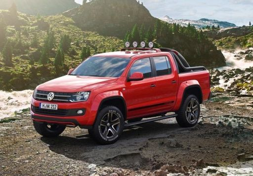 2018 Volkswagen Amarok Release Date & Price - http://www.carreleasereviews.com/2018-volkswagen-amarok-release-date-price/
