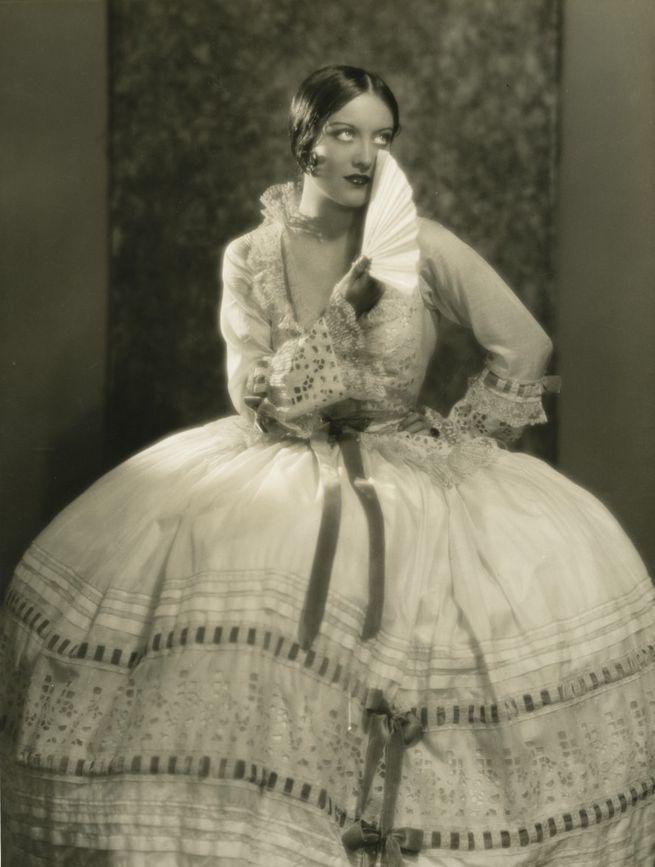 Joan Crawford @ 1928. 'Tide of Empire.' By Ruth Harriet Louise.