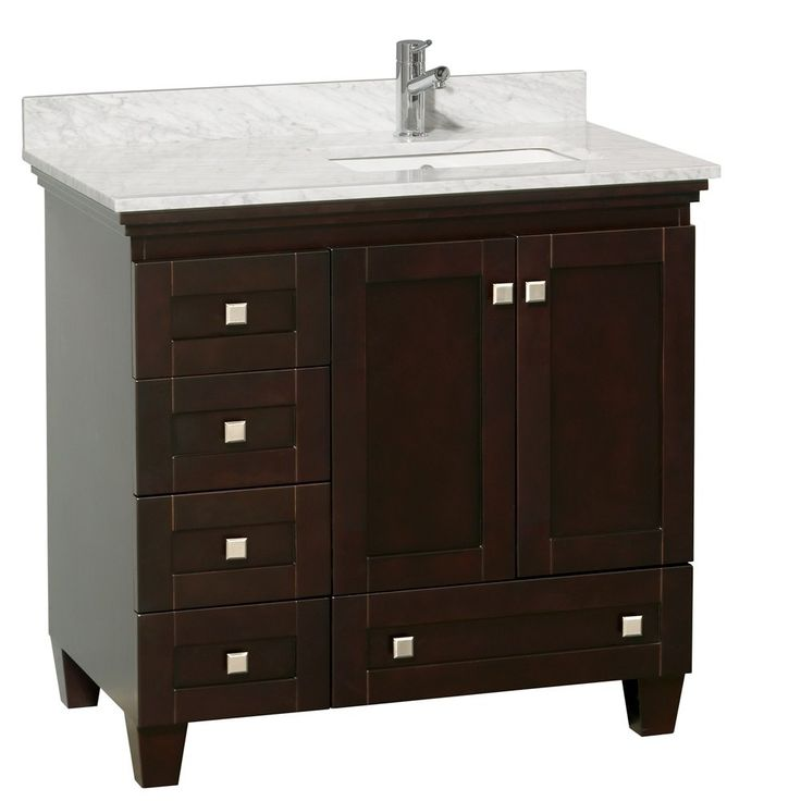 36 inch bathroom vanity quality 2015 decor trends from 36 Inch Bathroom Vanity Cabinets
