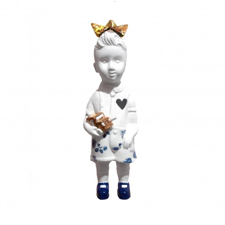 Ceramic Doll /// Kees-Jan /// 1