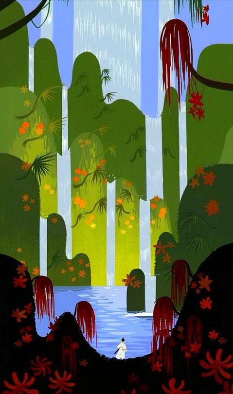 Samurai Jack by Scott Willis                                                                                                                                                                                 More