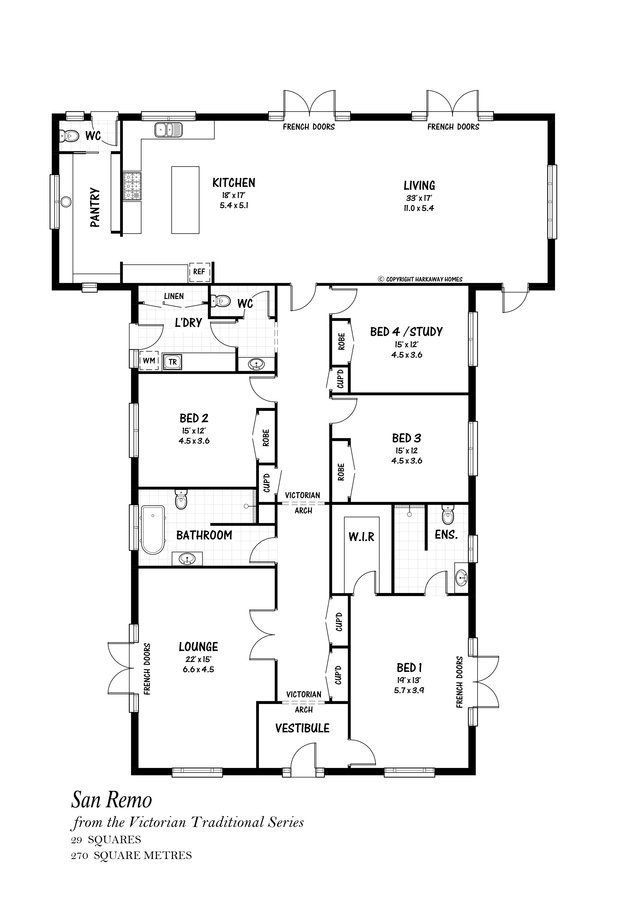 Harkaway Homes Freecall 1800 806 416 Designers And Suppliers Of Fine Reproduction Homes Including The Class House Plans Classic House Home Design Floor Plans