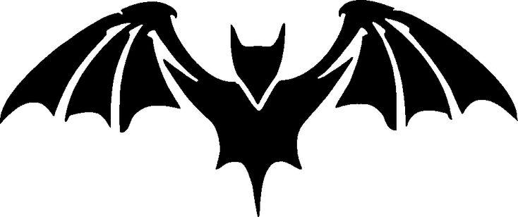 Rub Off Stencils : The best bat stencil ideas on pinterest template