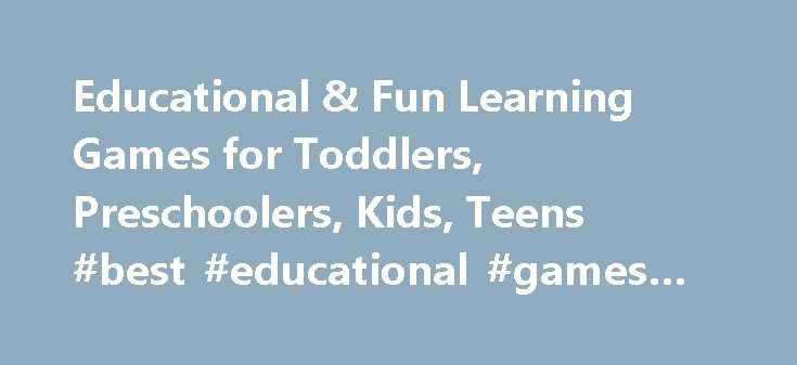 Educational & Fun Learning Games for Toddlers, Preschoolers, Kids, Teens #best #educational #games #online http://education.remmont.com/educational-fun-learning-games-for-toddlers-preschoolers-kids-teens-best-educational-games-online-3/  #best educational games online # Educational & Fun Learning Games for Toddlers & Kids bvseo_sdk, java_sdk, bvseo-3.1.1 CLOUD, getContent, 108ms SPOTLIGHTS, CATEGORY bvseo-msg: The resource to the URL or file is currently unavailable.; Games to play with…
