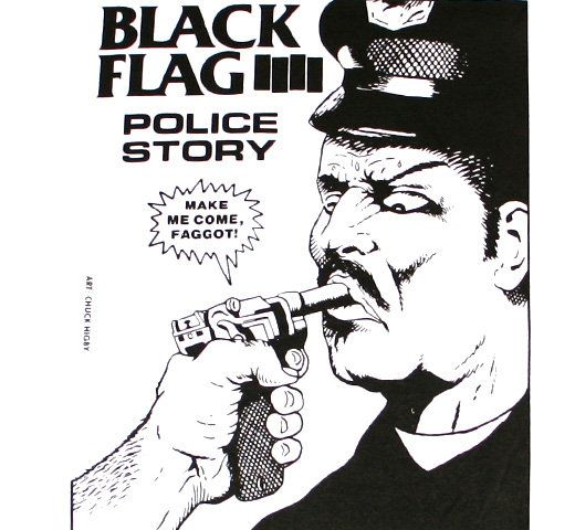 Black Flag - Police Story Lyrics - YouTube