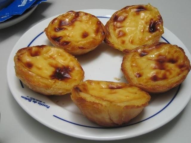 Receita Pastel de Belém ou Pastel de Nata ~ Portugal