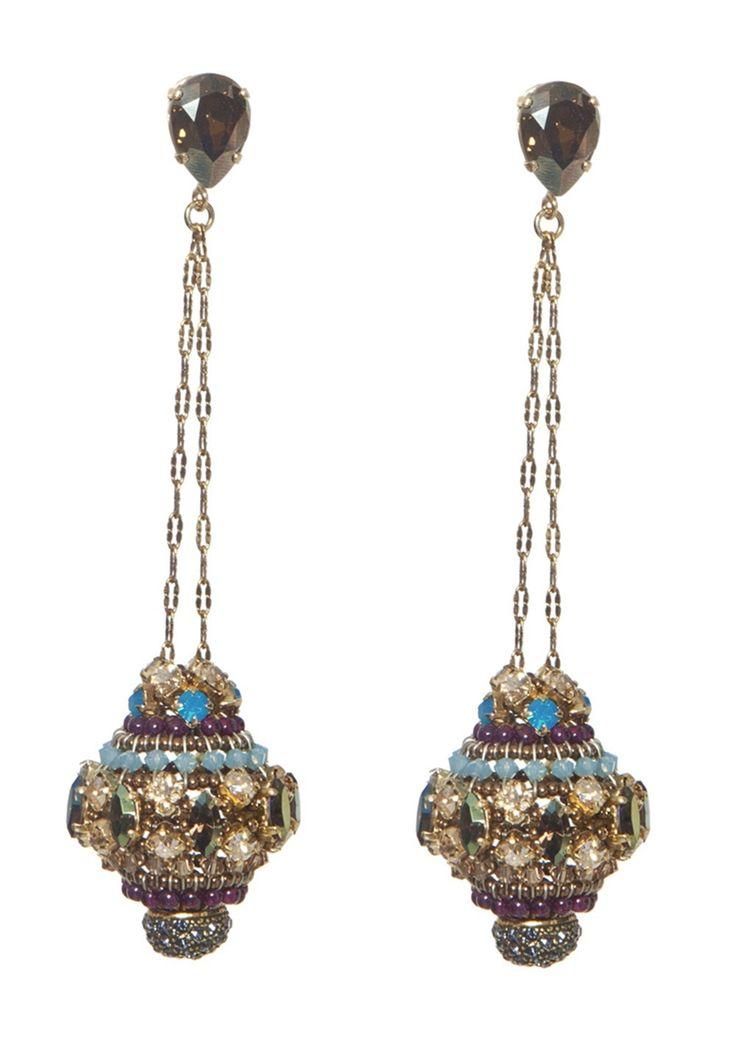 Earrings Turibulo