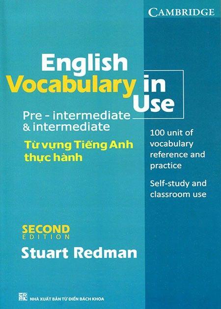 English Vocabulary In Use - Pre Intermediate & Intermediate | sachhaynhat - sachhay