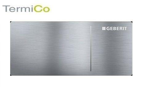 Geberit Sigma 70 zdalny przycisk spłukujący stal nierdzewna szczotkowana 115.630.FW.1