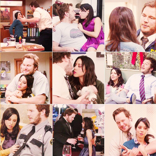 Andy and April - Parks and Recreation
