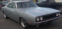 Dodge Charger (B-body) - Wikipedia, the free encyclopedia