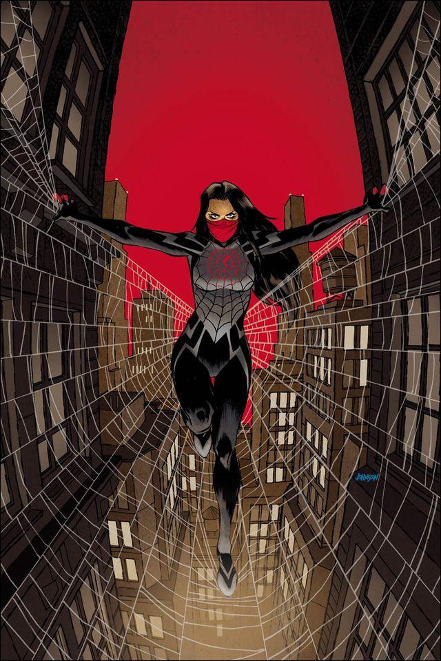 Meet Marvel Comics' new Asian American Spider-Superhero #Silk #comics